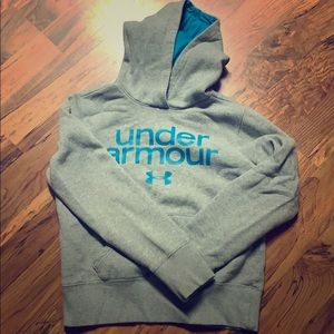 Under Armor Youth Girls Large